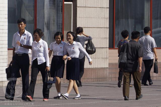 【朝鲜今天】真实的朝鲜现状照片