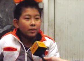 体坛体罚:足球少年被踢死 小将想杀人