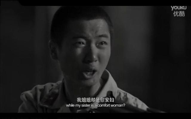 姐姐和弟弟乱伦_[转载]神剧:乱伦后慰安妇姐姐认出日军弟弟