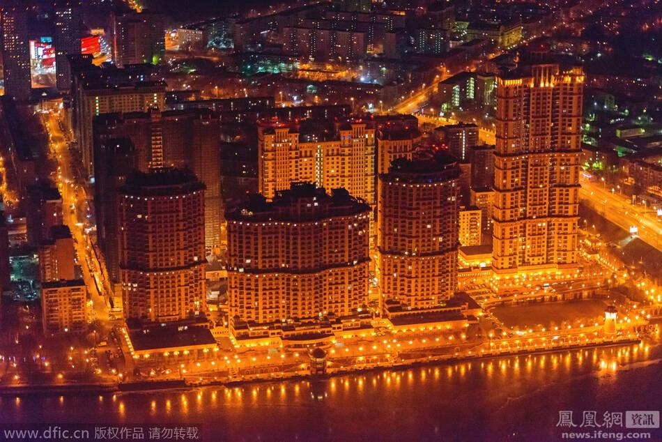 一组不同角度的莫斯科