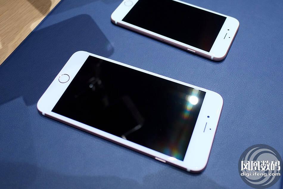 6s Plus,新增玫瑰金色配色,屏幕仍然分为4.7和5.5英寸两种尺寸,