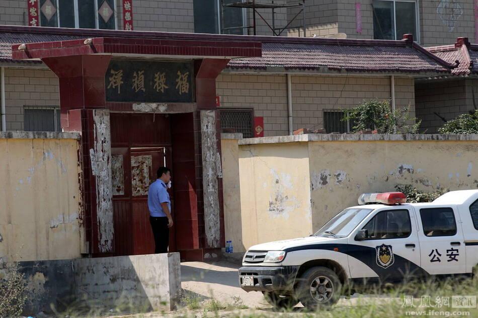 河南失踪女大学生遇害 案发地照片公布 - 人在上海    - 中国新闻画报