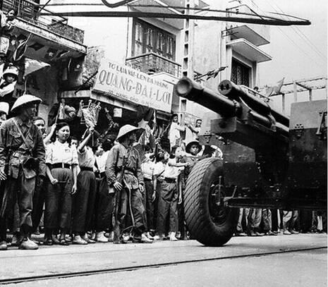 Image result for giải phóng thủ đô