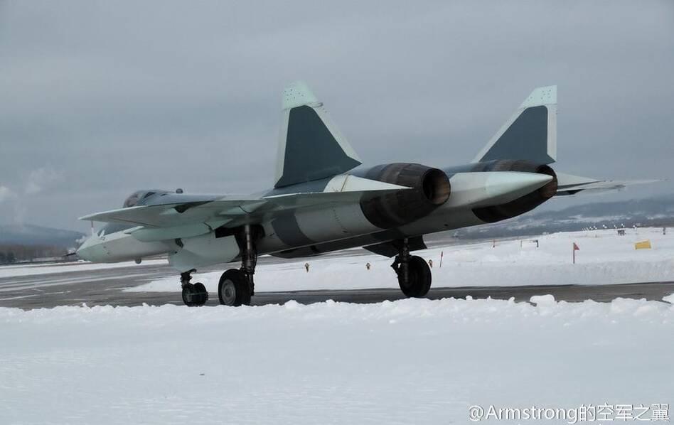 俄T-50第9架原型机试飞  研发进度被中国反超(图)