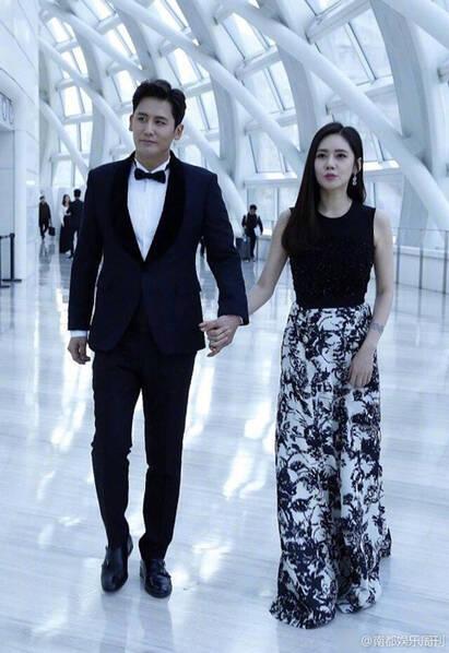 秋瓷炫携老公于晓光上节目:没想到我会嫁给中国人 - 子泳 - 子泳WZ的博客