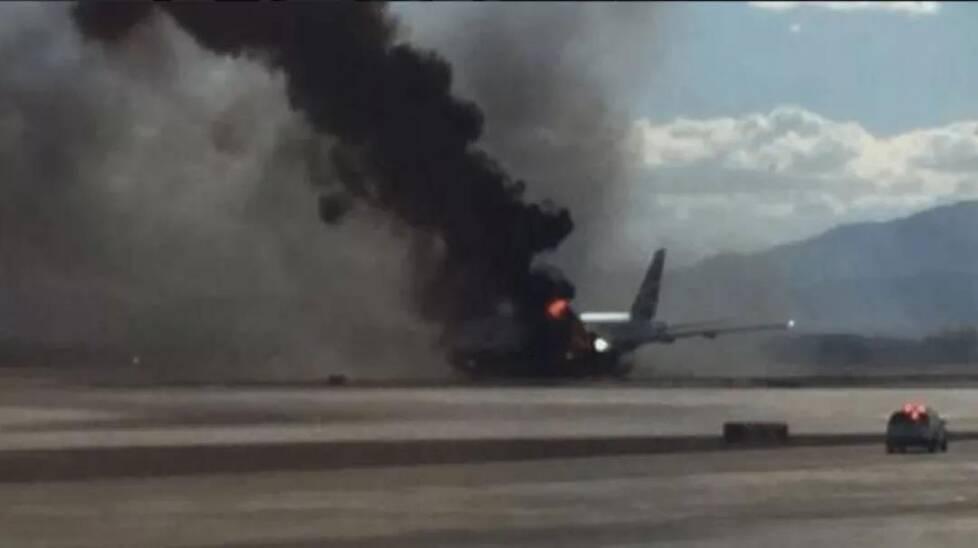 波音737客机在古巴首都哈瓦那起飞后坠落