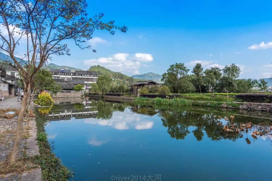 温州最有文化气息的古村 千年前从福建迁来已传42代人
