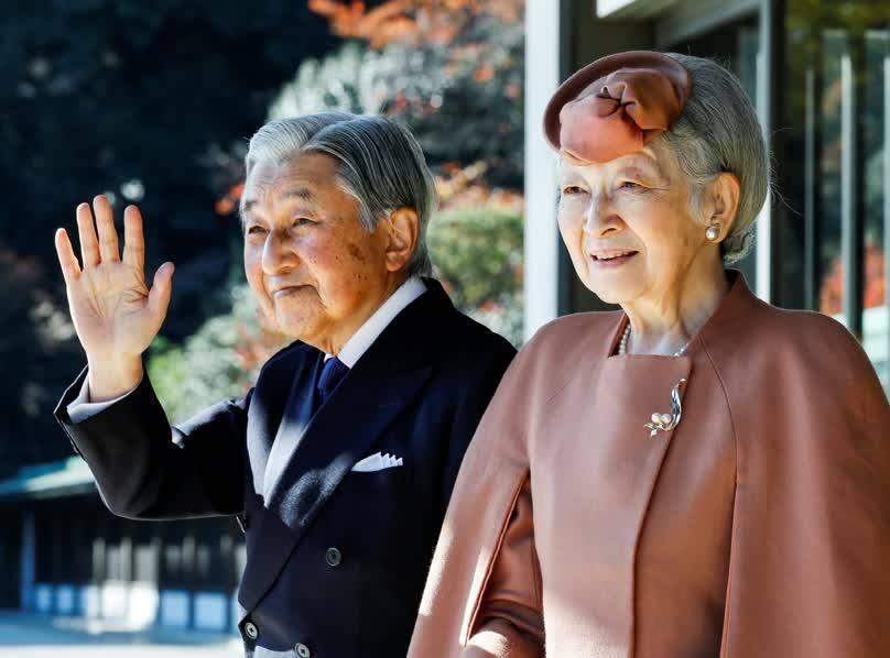 日本明仁天皇:唯一访华的日本天皇 多次反省战争