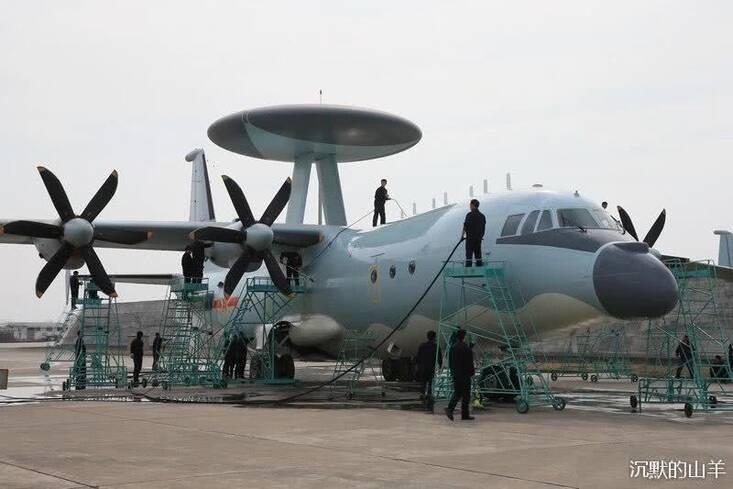空警500在猛造 中国空军态势感知能力越来越强 - 春华秋实 - 春华秋实 开心快乐每一天