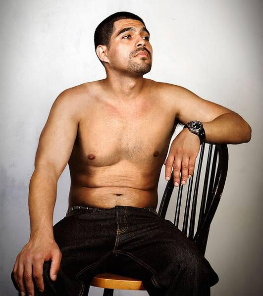 男人失去纹身后,美国摄影师还原他们原来的样子|纹身常识-郑州天龙纹身工作室