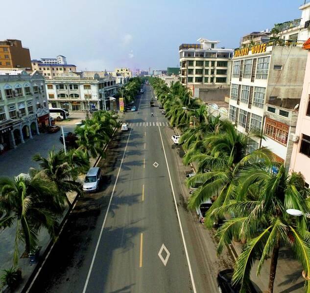 海南最牛的镇,人口3万,名气却不输三亚!