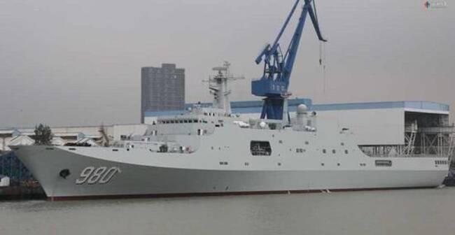 第5艘071登陆舰将服役 两栖战力升至全球第二 - 春华秋实 - 春华秋实 开心快乐每一天