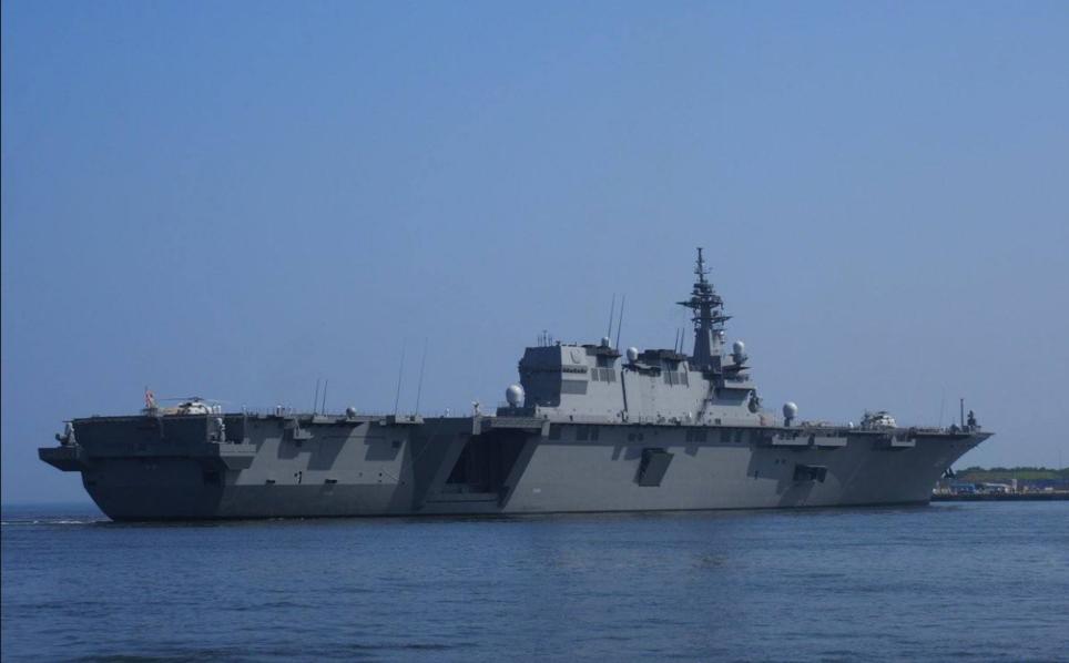 日本最大战舰巡南海,前世在中国血债累累