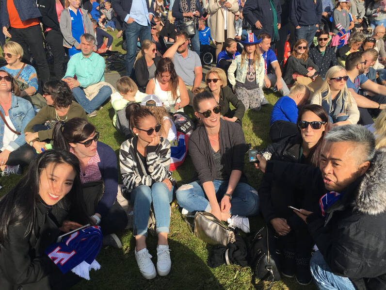 2016冰岛足球维京战歌