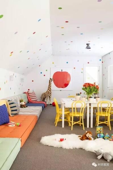 儿童节福利!送上15间儿童房设计案例