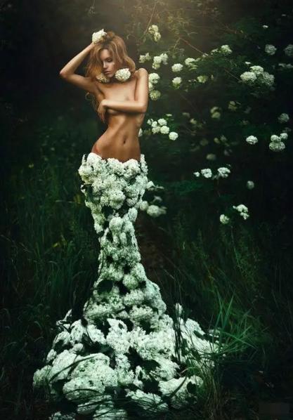 真人版美人鱼 来自俄罗斯性感唯美摄影艺术