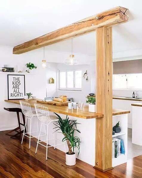 厨房这样装,谁还嫌它小!