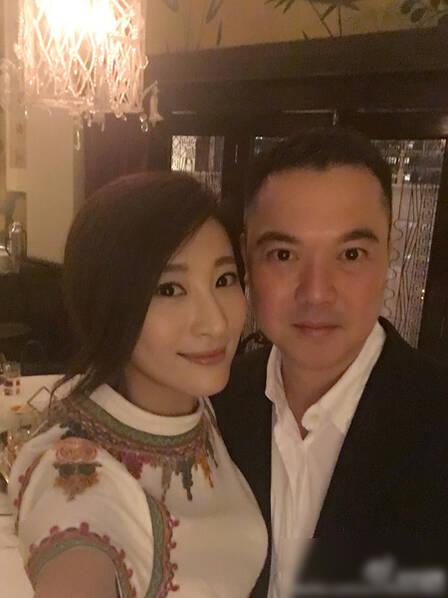 林夏薇与老公.-从千金小姐到豪门阔太 林峰堂妹与老公庆结婚一周年