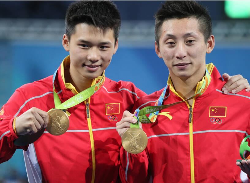 中国第4金!林跃陈艾森双人10米台夺冠 2016.08.09 03:22 - 激情久久 - 激情久久