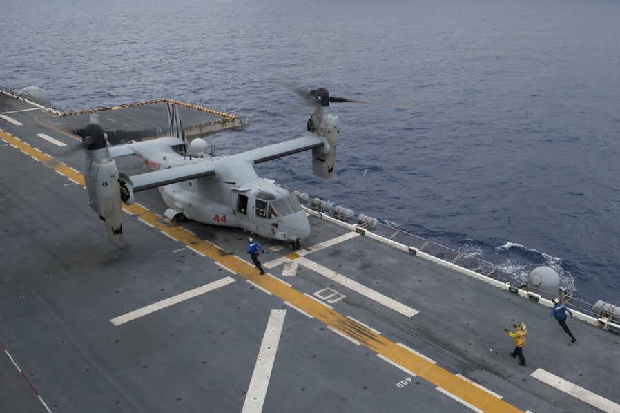 美海军十一期间在南海反潜演习 日媒称制衡中国