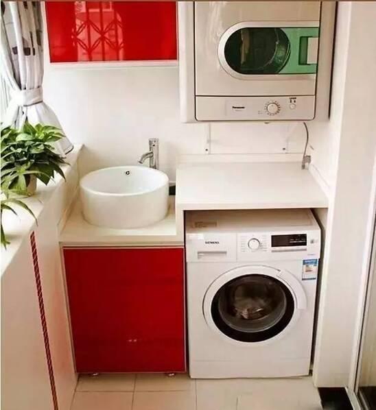 看,这才是洗衣机的最佳居所!(最全版)