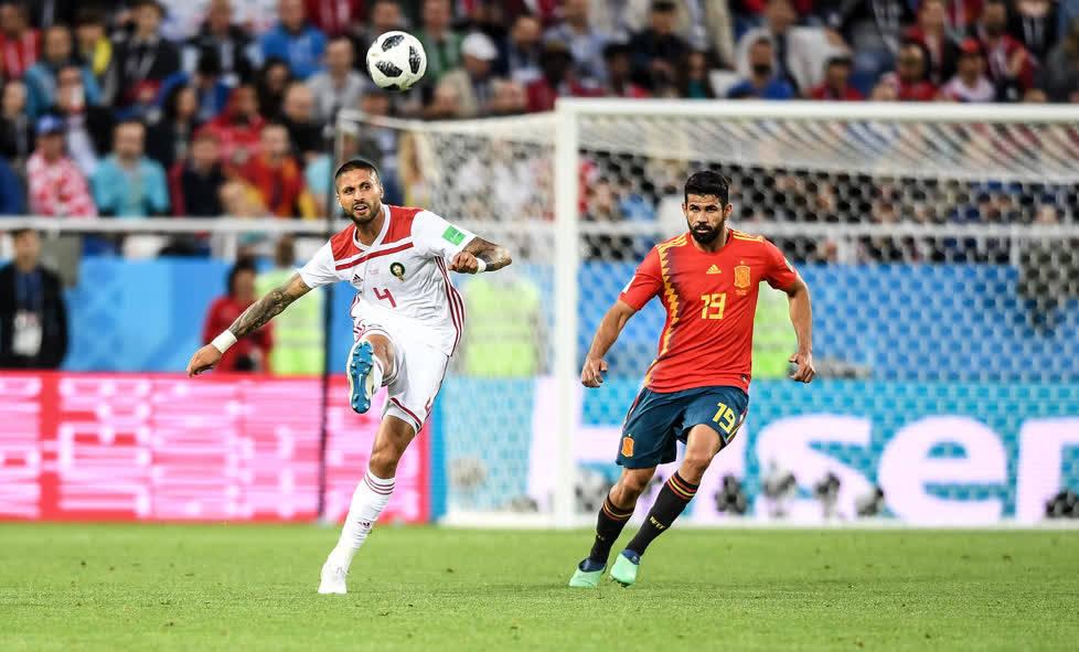 两度落后两度扳平!西班牙2-2摩洛哥