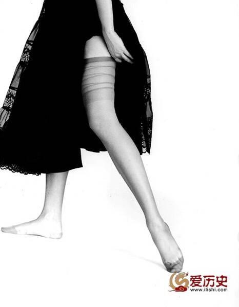 三四十年代让女人疯狂的尼龙丝袜