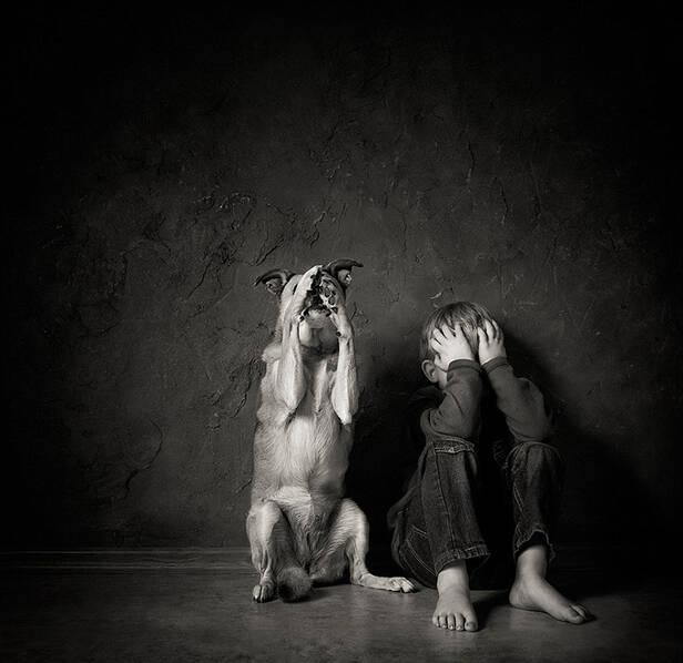 国际儿童与动物摄影比赛优秀作品