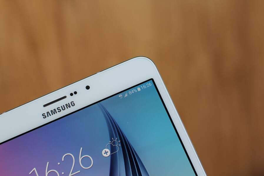极致轻薄的全能平板 三星Galaxy Tab S2评测的照片 - 16