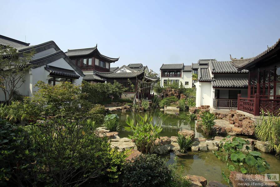 """苏州跟拙政园真正只有一墙之隔 价值5亿的""""中国第一豪宅"""" - li-han163 - 李 晗"""