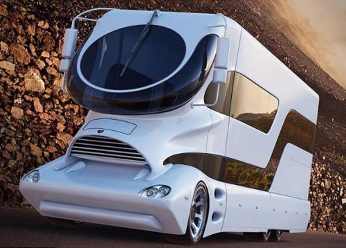 世界上最豪华的房车 移动的七星级酒店-图3