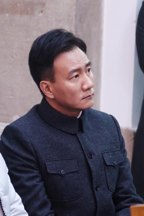 """中哈合拍片中国首镜 胡军再现传奇""""音乐家"""""""