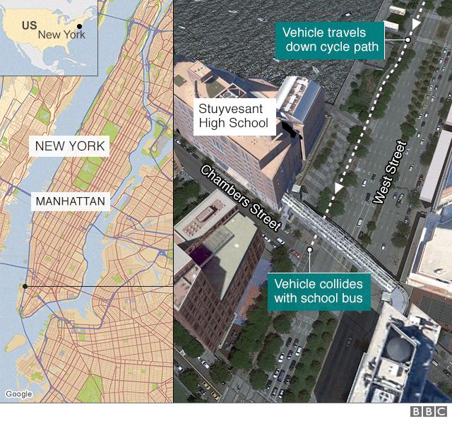 邱永峥:独狼挑万圣节下手,纽约恐袭符合近年暴恐案特征