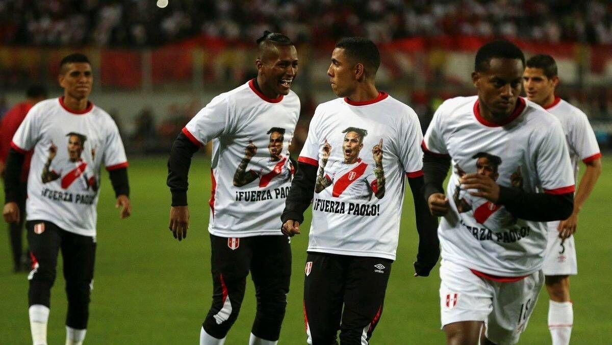 悍将飙泪助秘鲁36年首进世界杯 这批球员都还没出生