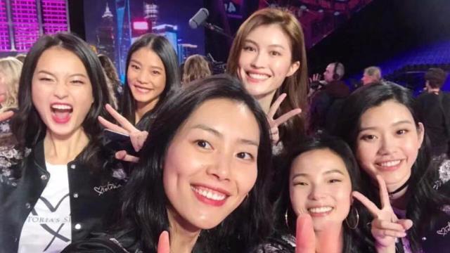 今晚主场作战!六位中国维密天使主场亮相2017上海维密秀