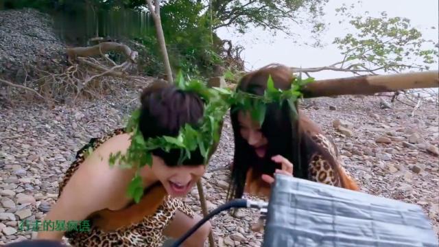 视频-《极光之恋》幕后花絮:马可脚趾头都是戏 现场哀嚎不断