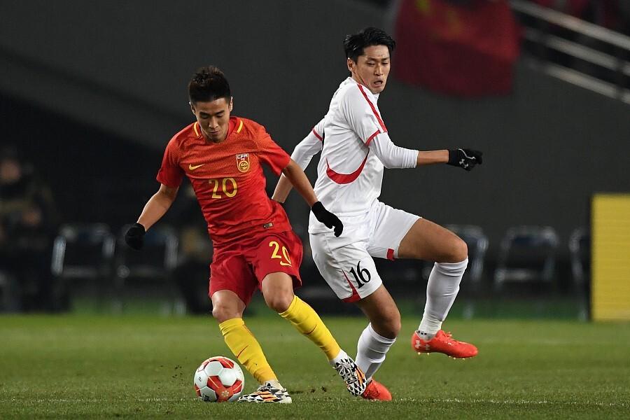 国足创征战东亚杯历史最差战绩 小组3战1场未胜