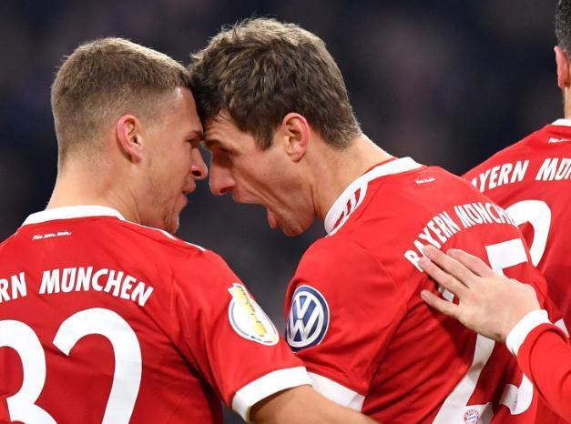 拜仁福星!穆勒德国杯砍16球慕尼黑16战全胜