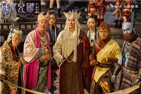 《西游记女儿国》首发先导预告 女儿国首搬大银幕