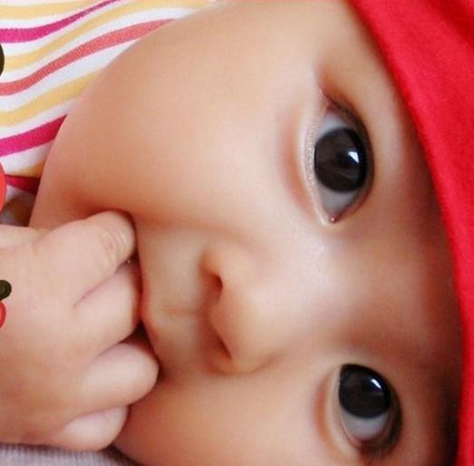 大眼睛宝宝_孕妇要多吃这4种水果,宝宝眼睛又大又圆,大多孕妈都不