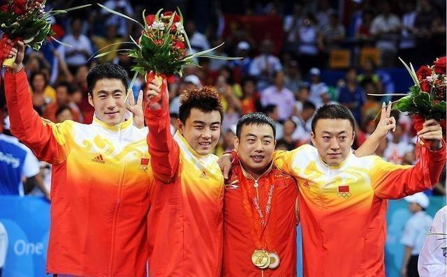 国乒奥运冠军遭冷落?他力撑刘国梁卸任,一项记录前无古人!