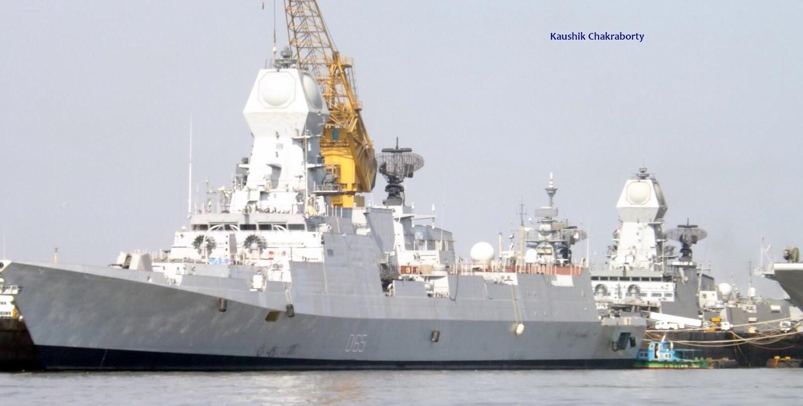 """印度造舰业被爆超支四倍,国防委员表示""""很痛苦"""""""