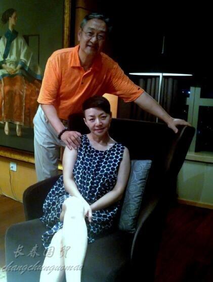 宋丹丹64岁三婚丈夫曝光 两人相识28天闪婚