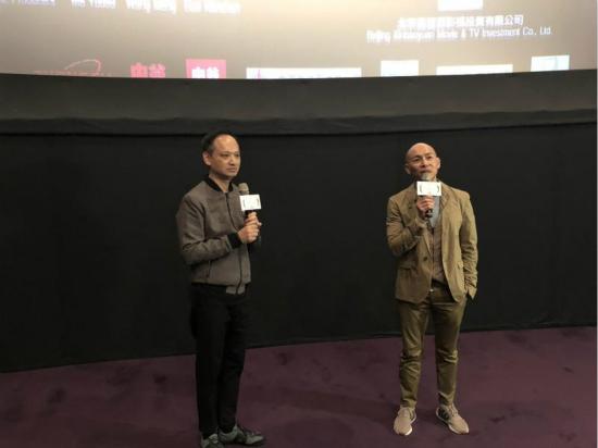 """林超贤新片拍《紧急救援》 再牵手""""大胸肌""""彭于晏"""