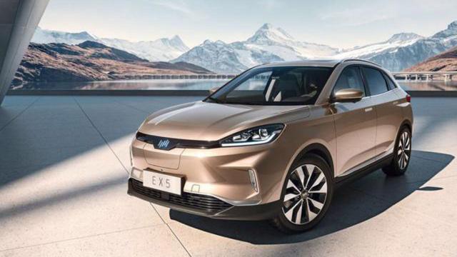 国产又上一款纯电动SUV,续航里程达600公里