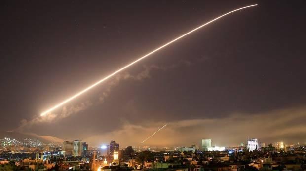 美国对叙利亚打击浅析