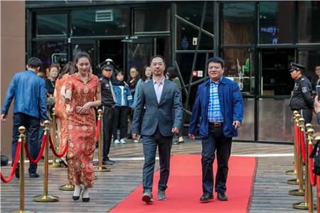 第十届两岸电影展之台湾电影展开幕 现场气氛热烈