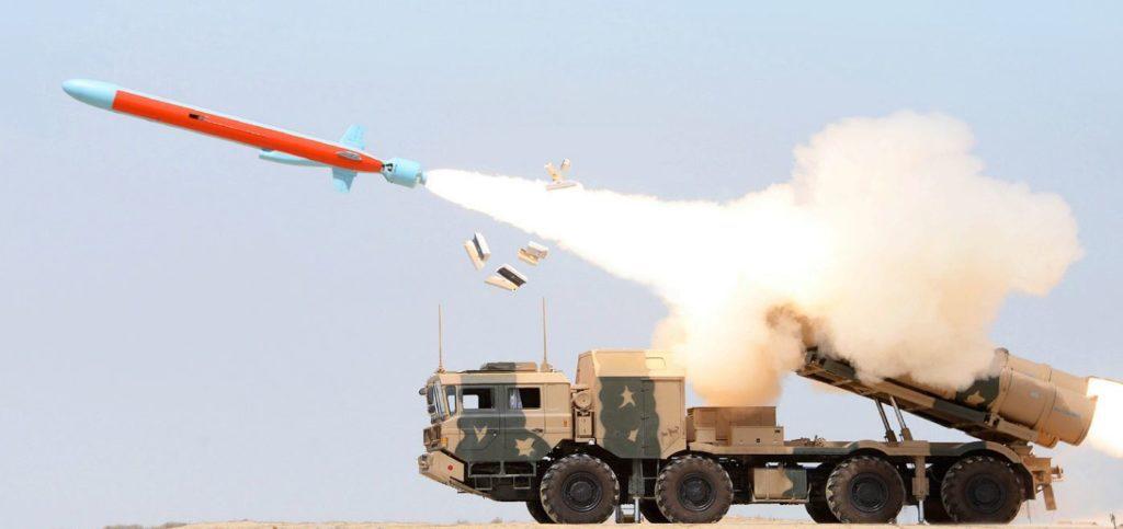 印度舰艇梦魇:巴基斯坦反舰巡航导弹三剑客