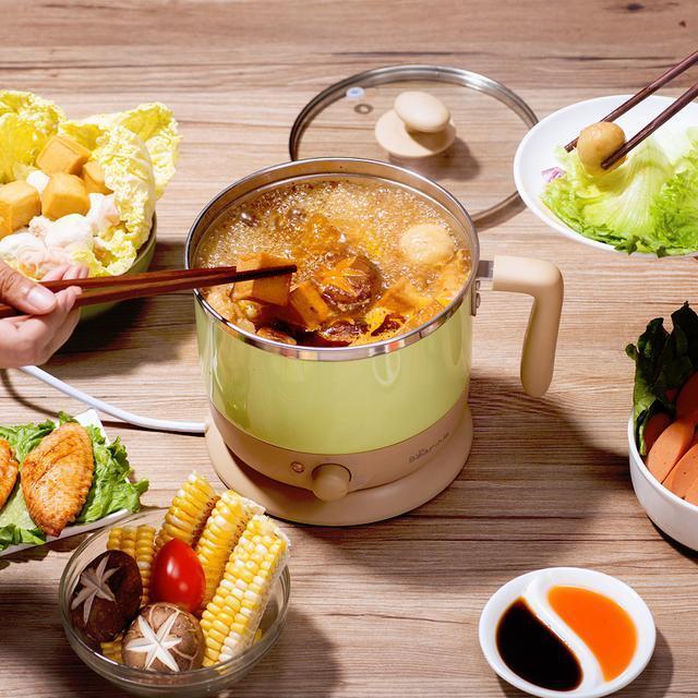 可爱迷你小青花,做出你想要的美味台来美食了电锅图片