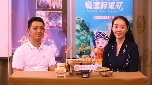 重庆乌江画廊旅游开发有限公司董事长 张令